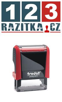 Logo 123 Razítka