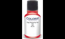 Coloris - razítková barva na vajíčka