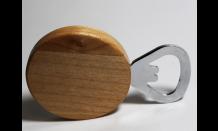 Dřevěný otvírák