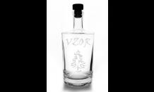Gravírovaná láhev 0,7 L 026540