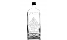 Gravírovaná láhev 0,7 L 026548