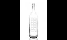 Gravírovaná láhev 0,75 L 026556