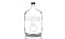Gravírovaná láhev 1L 026529