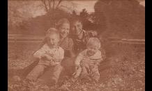 Dřevěná fotografie 115x165mm