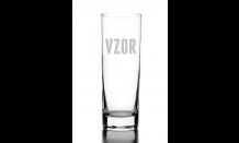 Gravírovaná sklenice 0,31L 026568