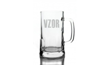 Gravírovaná sklenice krýgl na pivo 0,5L 026565
