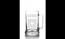 Gravírovaná sklenice krýgl na pivo 0,5L 026574