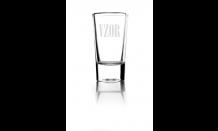 Gravírovaná sklenička panák 0,025L 026563