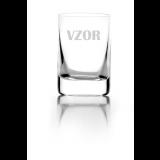 Gravírovaná sklenička panák 0,03L 026562
