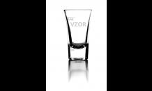 Gravírovaná sklenička panák 0,04L 026561