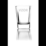 Gravírovaná sklenička panák 0,05L 026576