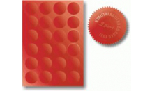 Hvězdičky 50mm (formát A4/15ks)