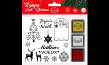StampoNoël - Francouzské Vánoce