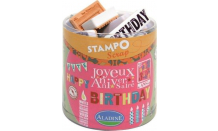StampoScrap - Narozeniny EN/FR