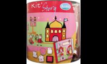 StampoStory - Výtvarný kufřík Víly