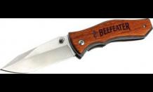 Gravírovaný ocelový nůž Kodiak